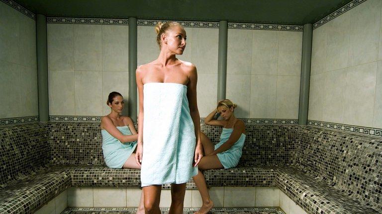 Bylinková parná sauna