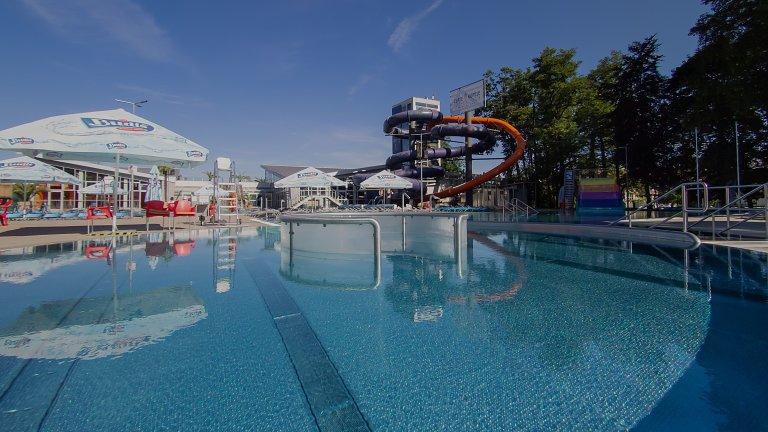 Atrakčný bazén