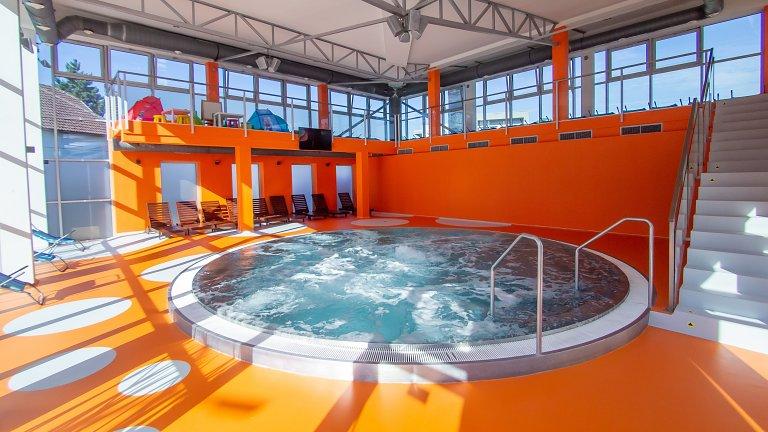 Vírivka aquapark