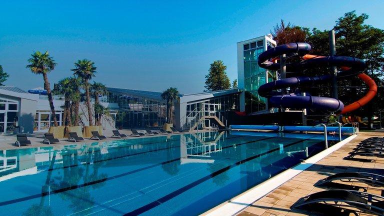 Spa&Aquapark uzatvorený až do odvolania.